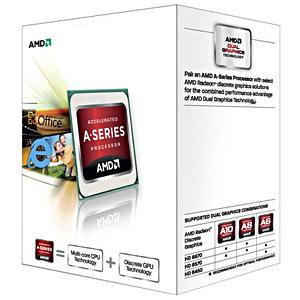 CPU AMD FM2 TRINITY A4 5300 2X3.4GHZ/1MB BOX
