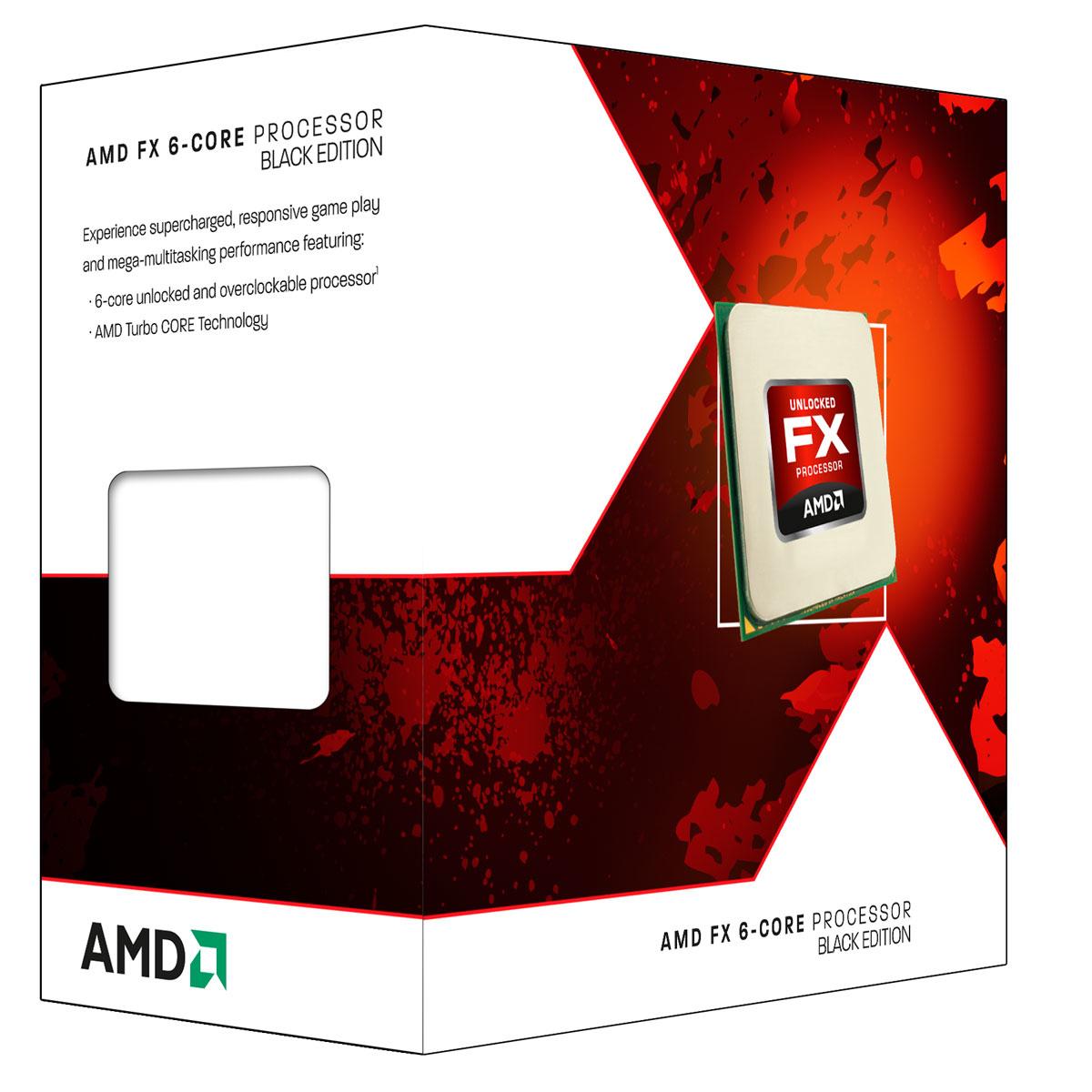 CPU AMD AM3+ FX-6300 6X3.5GHZ/8MB BOX