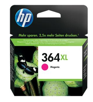 CARTUCHO ORIG HP Nº 364XL MAGENTA CB324EE