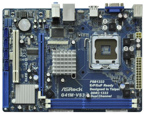PB ASROCK 775 G41M-VS3 R2.0 MICRO ATX