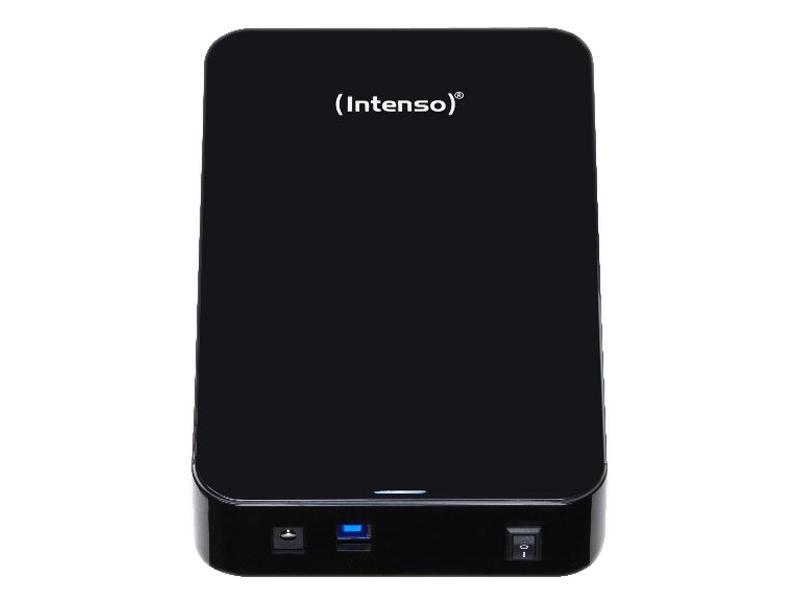 HD EXT USB3.0 3.5  3TB INTENSO MEMORY CENTER NEGRO