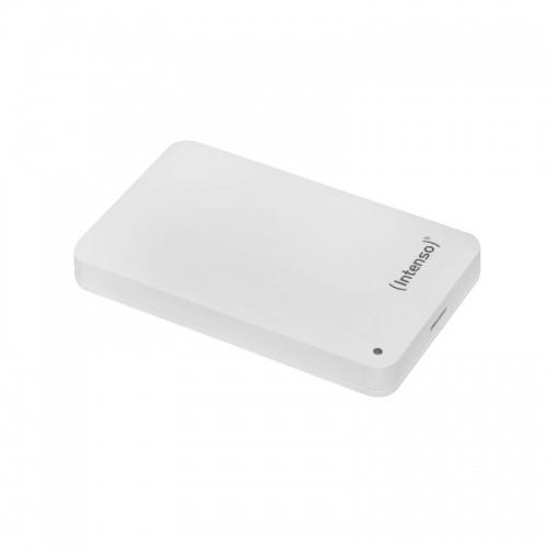 HD EXT USB3.0 2.5  500GB INTENSO MEMORY CASE BLANC