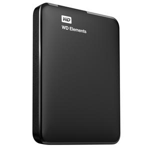 HD EXT USB3.0 2.5  1TB WD ELEMENTS PORTABLE NEGRO