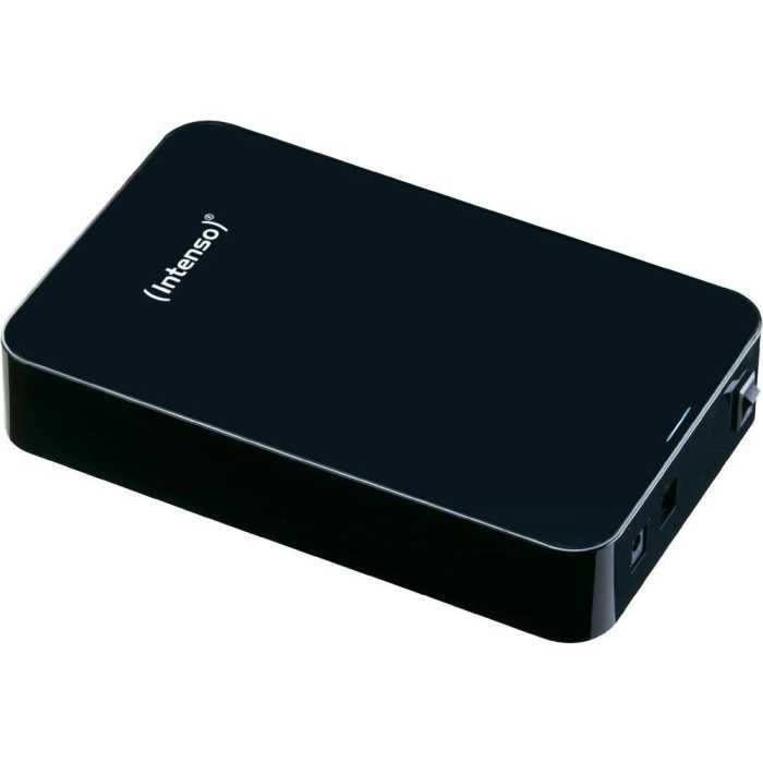 HD EXT USB3.0 3.5  2TB INTENSO MEMORY CENTER NEGRO