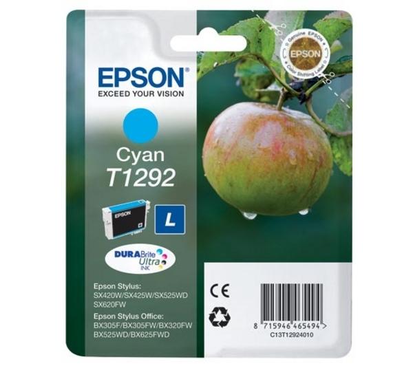 CARTUCHO ORIG EPSON T1292 CYAN