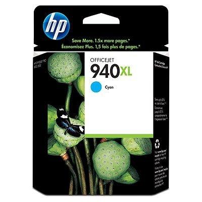 CARTUCHO ORIG HP Nº 940XL CYAN C4907AE