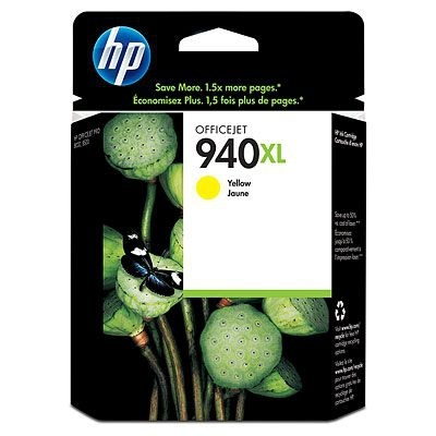 CARTUCHO ORIG HP Nº 940XL YELLOW C4909AE