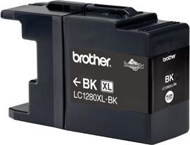 CARTUCHO ORIG BROTHER LC1280XLB BLACK