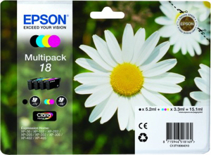 CARTUCHO ORIG EPSON T180640 MULTIPACK