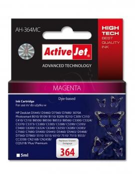 CARTUCHO COMP ACTIVEJET HP Nº 364 MAGENTA