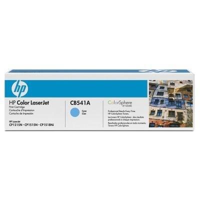 HP 125A - cián - original - LaserJet - cartucho de tóner (CB541A)