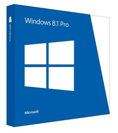 WINDOWS 8.1 OEM PROFESIONAL 32BIT SPANISH DSP