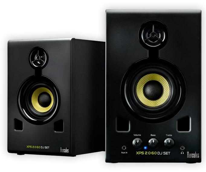 ALTAVOCES 2.0 HERCULES XPS 60 DJ SET