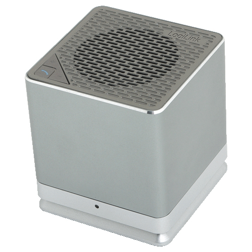 ALTAVOCES 1.0 LOGILINK CUBE SP0033 BLUETOOTH