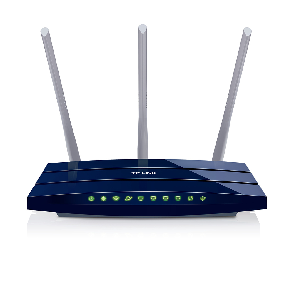 WIRELESS ROUTER TP-LINK TL-WR1043ND