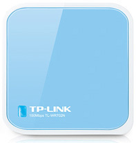 WIRELESS ROUTER TP-LINK NANO TL-WR702N