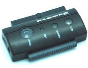ADAPTADOR USB A 3.5 /2.5 /IDE/SATA KL-TECH ALU