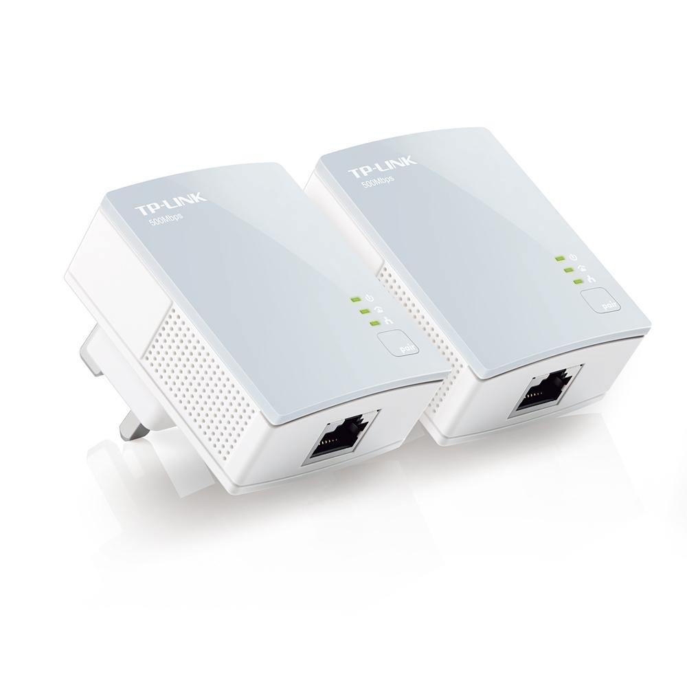 ADAPTADOR PLC TP-LINK AV500 TL-PA411 KIT 2UDS