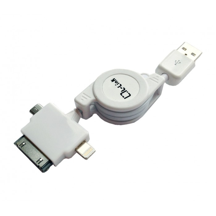 ADAPTADOR L-LINK LL-AT-10 APPLE IPHONE/IPAD