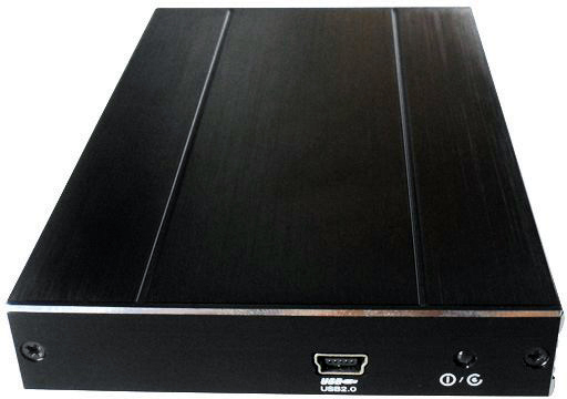 CAJA EXTERNA 2.5  USB2.0 SATA L-LINK LL-25641