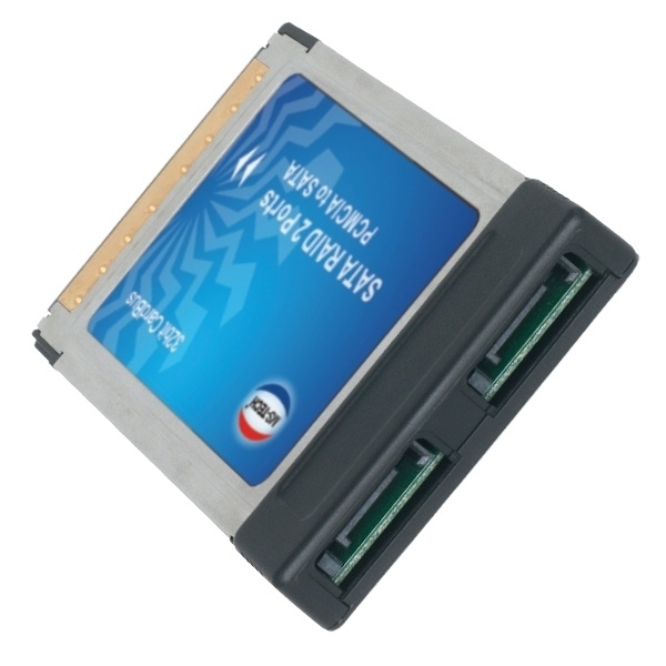 CONTROLADORA PCMCIA 2XSATA MS-TECH NC-330