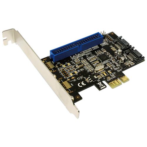 CONTROLADORA MINI-PCIE 2XSAT3 RAID LOGILINK PC0064