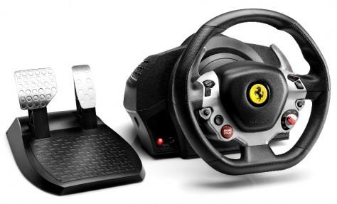 VOLANTE THRUSTMASTER TX RACING WHEEL FERRARI 458