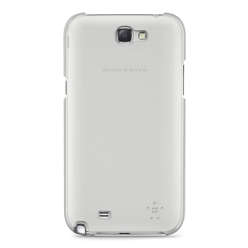 FUNDA MOVIL BELKIN TPU SAMSUNG NOTE 2 BLANCO