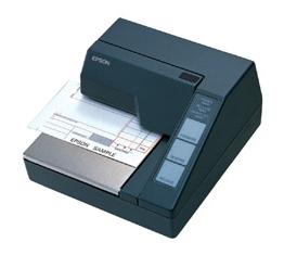 Tpv Impresora Tickets Epson Tmu295 Neg Rs232