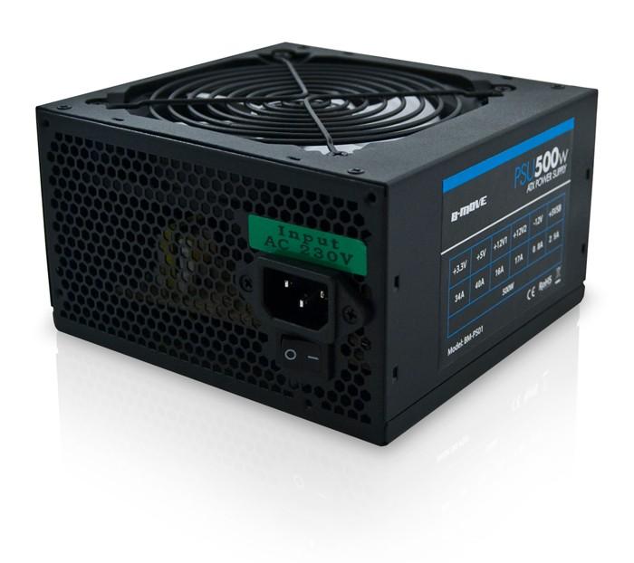 FUENTE ATX 500W B-MOVE BM-PS01