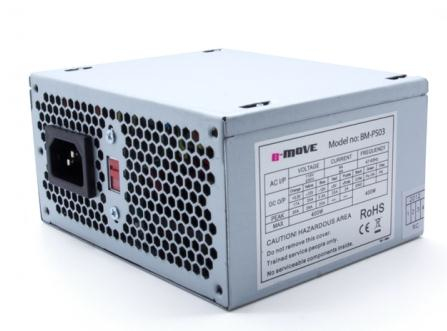 FUENTE MICRO-ATX 400W B-MOVE BULK SERIES