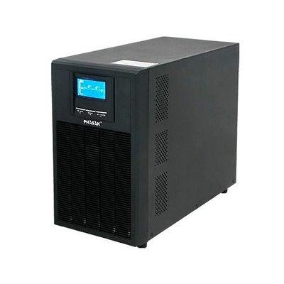 SAI PHASAK 6000 VA ON LINE LCD DOBLE CON