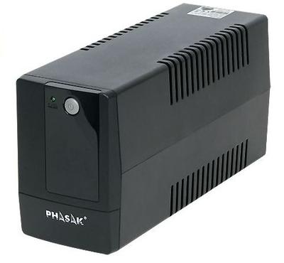 Phasak Basic Interactive 600 VA - UPS - 360 vatios - 600 VA