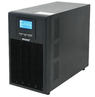 SAI PHASAK 3000 VA ON LINE LCD DOBLE CON