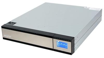 Phasak Pro-Rack 1500 VA Online LCD - UPS - 1200 vatios - 1500 VA