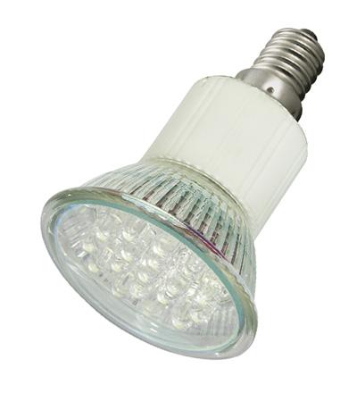 BOMBILLA LED 1.2W TIPO FOCO E14 6000 KELVIN