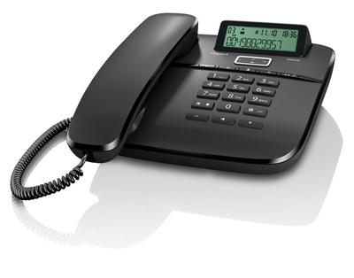 Gigaset DA610 - teléfono con cable con ID de llamadas