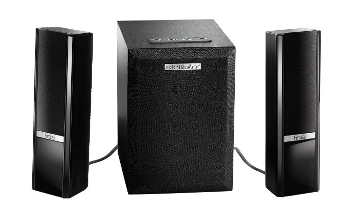 ALTAVOCES 2.1 HERCULES GLOSS BLUETOOTH NEGRO
