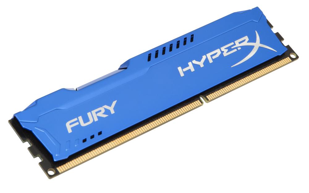 MODULO DDR3 8GB PC1600 KINGSTON HYPERX FURY