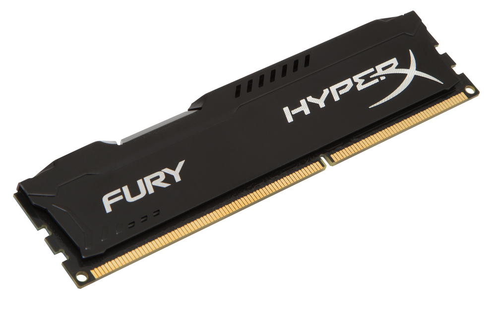 MODULO DDR3 4GB PC1600 KINGSTON HYPERX FURY BLACK