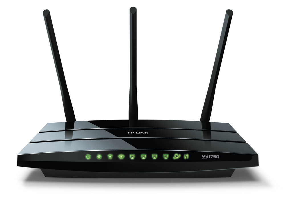 WIRELESS ROUTER DUAL TP-LINK AC1750 ARCHER C7