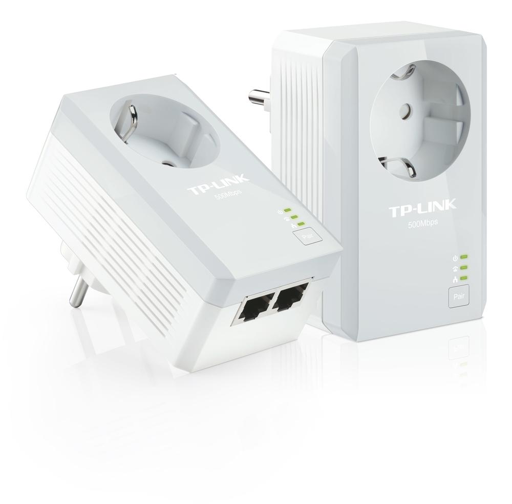 ADAPTADOR PLC TP-LINK AV500 TL-PA4020P KIT 2UDS