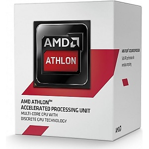CPU AMD AM1 ATHLON 5350 4X2.05GHZ/2MB BOX