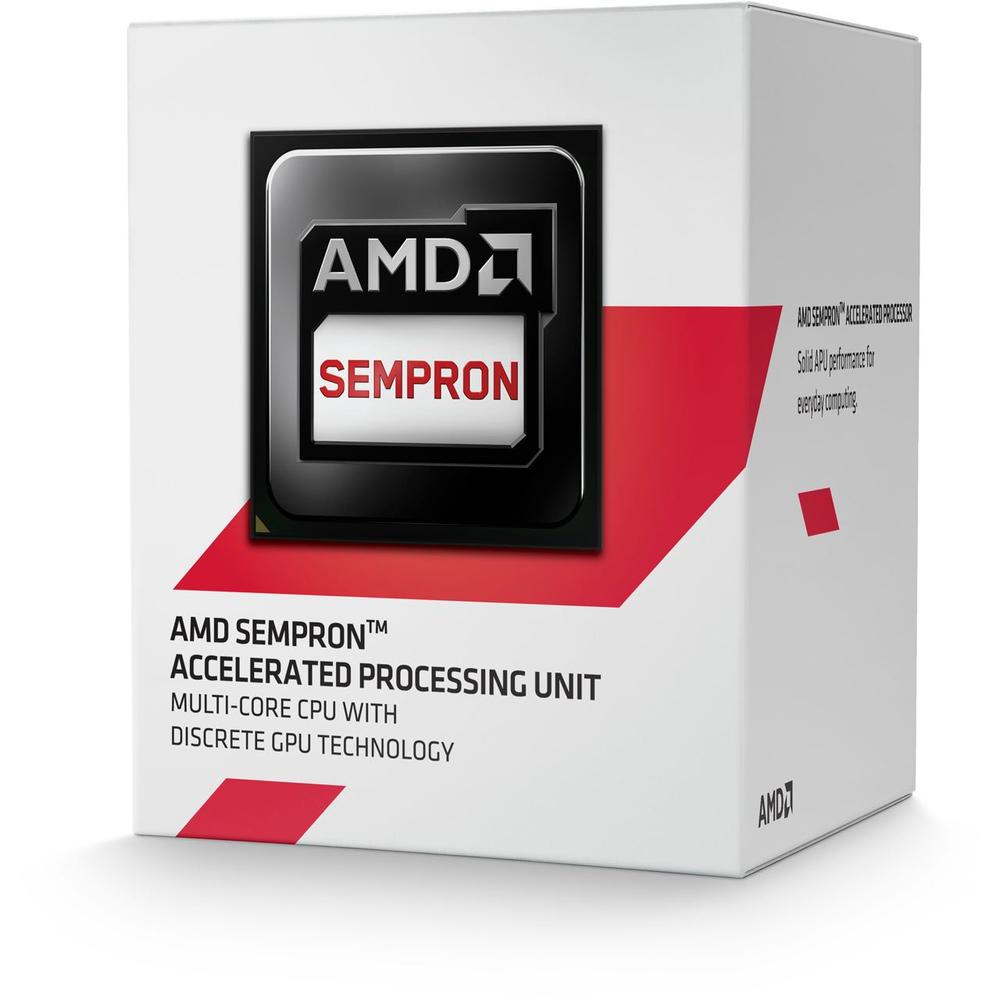 CPU AMD AM1 SEMPRON 3850 4X1.3GHZ/2MB BOX