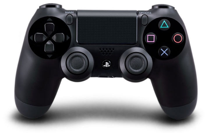 GAMEPAD ORIGINAL SONY PS4 DUALSHOCK NEGRO