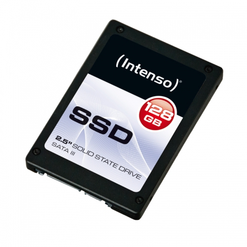 HD 2.5  SSD 128GB SATA3 INTENSO TOP PERFORMANCE