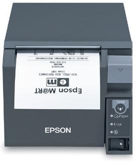 Epson TM T70II - impresora de recibos - monocromo - línea térmica