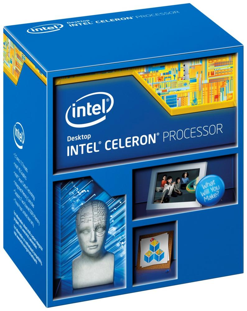 CPU INTEL 1150 CELERON G1840 2X2.8GHZ/2MB BOX