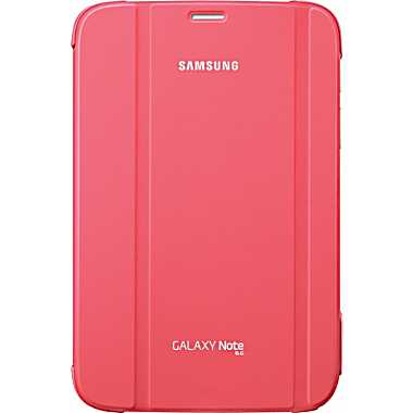FUNDA TABLET 8  SAMSUNG GALAXY NOTE ROSA