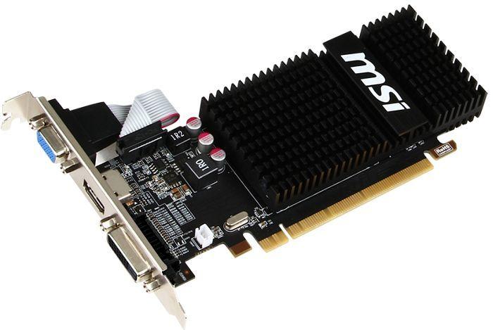 VGA MSI R5 230 2GD3H LP 2GB GDDR3